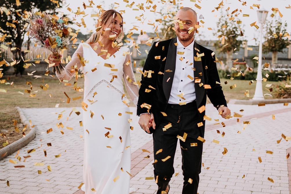 organización de una boda civil