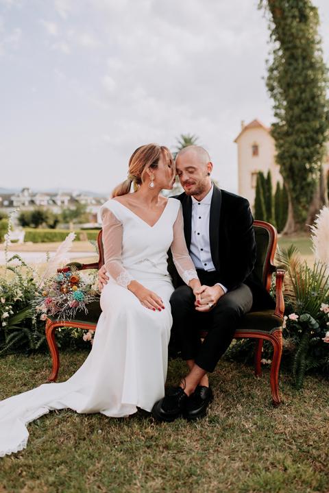 Qué es una wedding planner